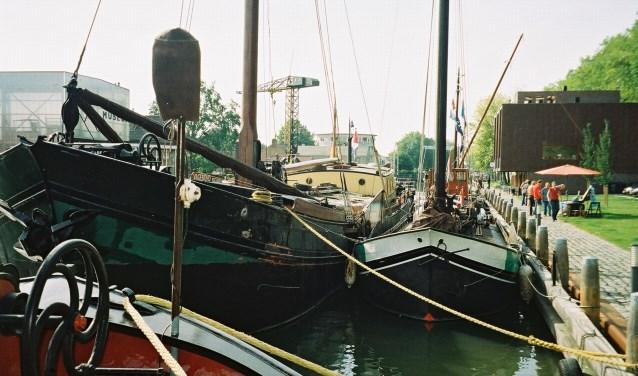 De Museumhaven Vreeswijk bestaat deze maand tien jaar.