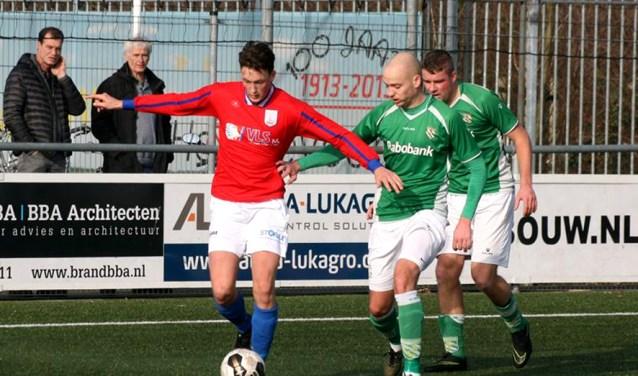 Koen Kuipers geldt als een balvaste spits met een neusje voor de goal.