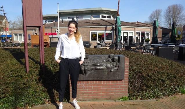 Dansdocente Johanna Wilmans verheugt zich op de 'Hellas  'Battle'van komende zaterdag in De Stuw. (Foto: Yvonne Krol)