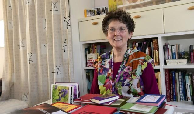 Thea Schoutissen (67) vertelt haar verhaal. (foto: Bert Jansen).