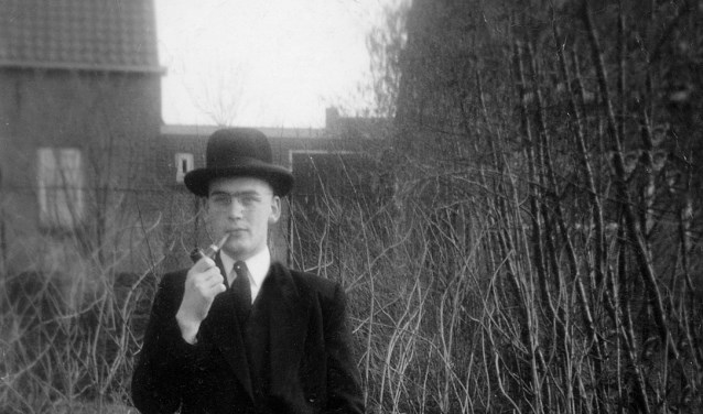 Student J. van Haaren.