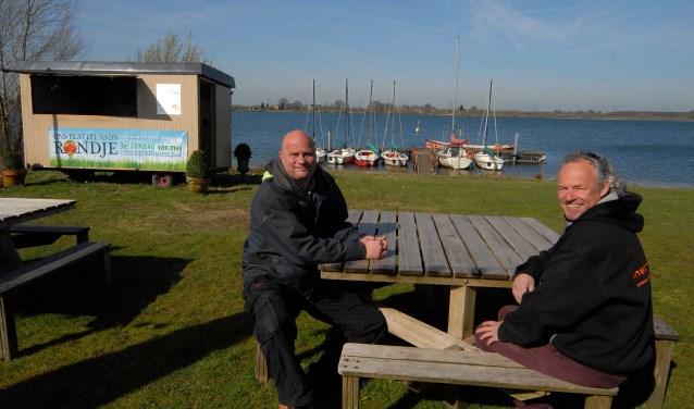 Watersport- en recreatiebedrijf Bij Ceulemans viert dit jaar zijn vijfjarig jubileum. (foto: Tom Oosthout)