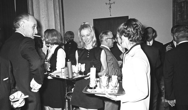 Schijndel in februari 1970.