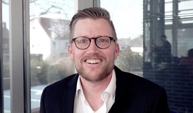 Hans Boerkamp, beoogd wethouder van D66 in Rhenen