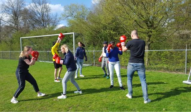 Clinic Kickboksen