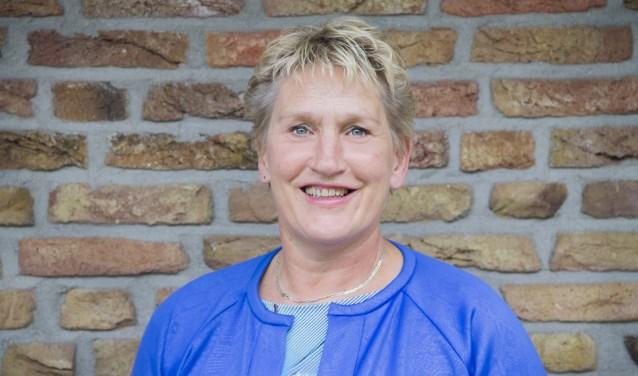 """""""De VVD schaart achter de gezamenlijke ambitie van politieke vernieuwing,"""" zegt Rita Ekkelenkamp. Eigen foto."""