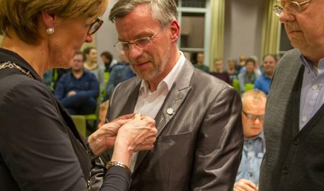 Het lot besliste anders voor PvdA-raadslid Peter Baks. Hij komt terug als commissielid.