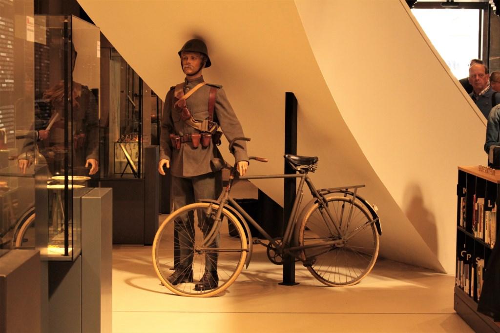 Item van het Vughts Museum, te zien in DePetrus. Foto: Lisette Broess © Persgroep