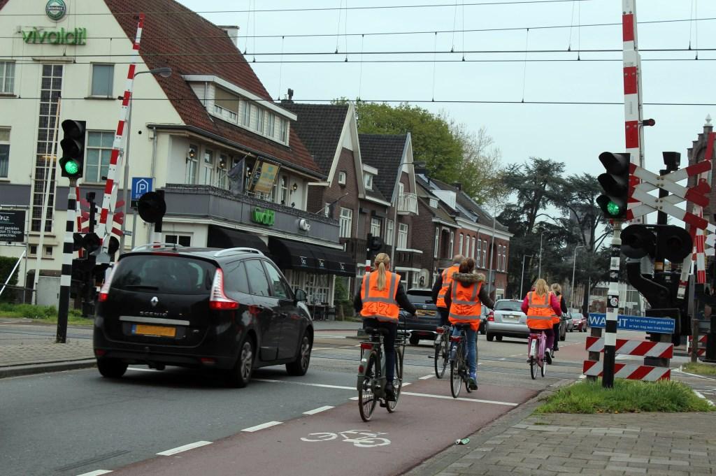 Het verkeersexamen is een andere manier om kinderen wegwijs te maken in het verkeer.