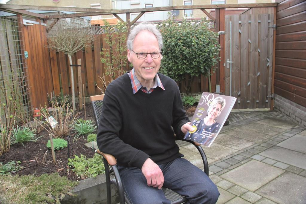 Jan Eppingbroek, voorzitter van de afdeling Duiven van de Katholieke Bond voor Ouderen.