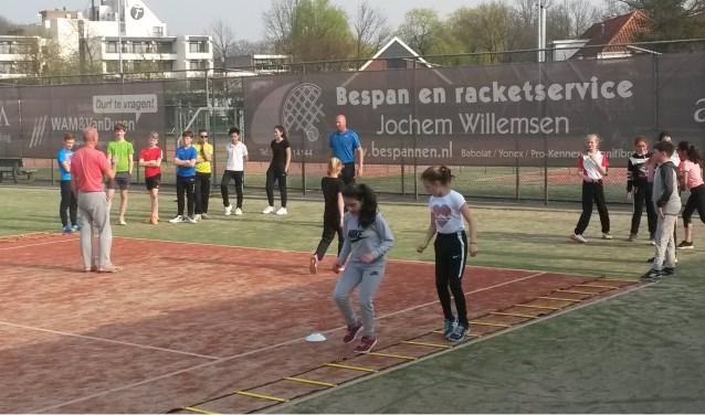De WTC wil haar jeugdige tennistalenten extra begeleiden om het beste uit zichzelf te halen.