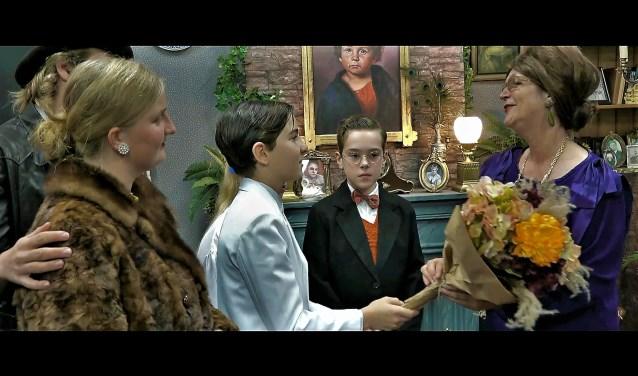 Theatergroep Barst bestaat twintigjaar en dat wordt onder meer gevierd met een heuse speelfilm.