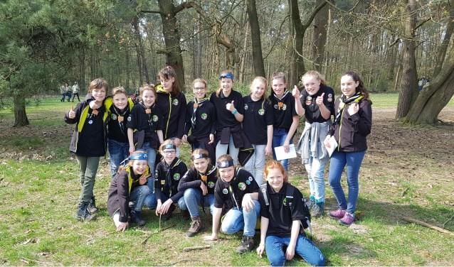 Scouting Langenboom.