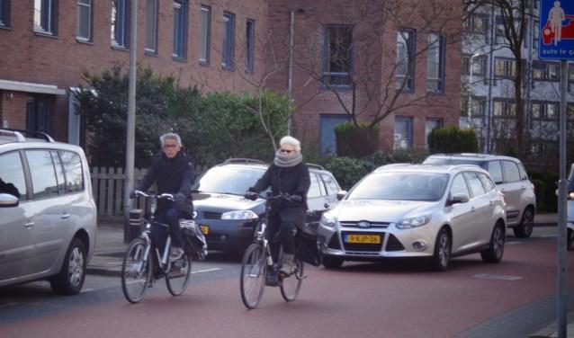 Er zijn tegenwoordig meer ongevallen met de fiets dan met de auto.