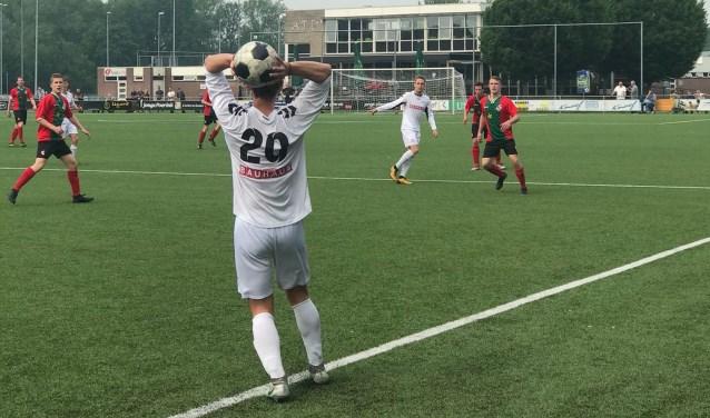 Bon Boys heeft zondag verdiend verloren bij ATC'65 in Hengelo. De mannen van Berthil ter Avest werden met 3-2 verslagen.