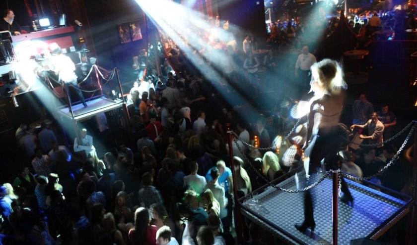 Hoe flirten in discotheek
