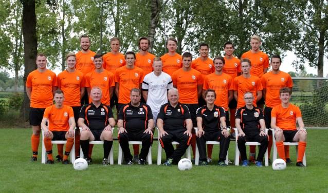 Team 1 van R.K.S.V. Rijssen.