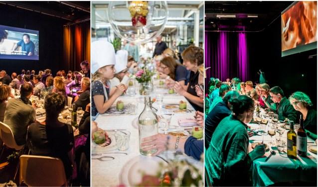 City Food & Film Festival is een productie van de Verkadefabriek en HAS Hogeschool. Het festival komt tot stand met steun van de Rabobank, Den Bosch Celebrates Food en Brabant Celebrates Food.Er zijn bier-, gin-, whisky- en hummus-proeverijen, een Food Quiz en diverse kinderfilms- en activiteiten. Verder zijn er masterclasses van onder andere David Klingen en lectoren van HAS Hogeschool.