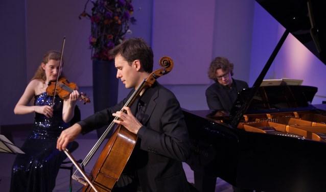 Het Van Baerle Trio speelt op 19 januari 2019 prachtige pianotrio's van Beethoven, Schubert en Keuris.
