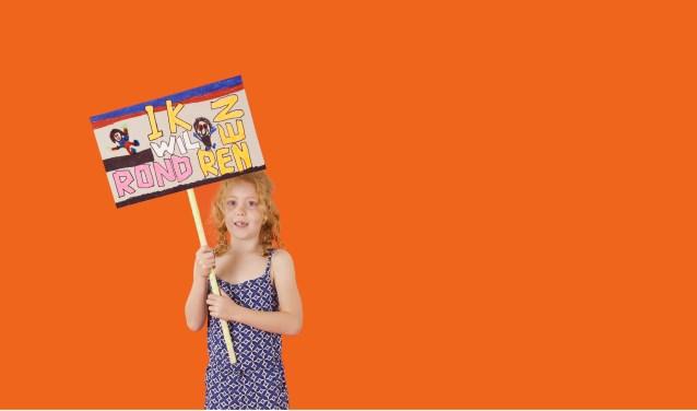 Ontvang een gratis 'Stop nooit met spelen' spandoek! Aanmelden kan tot 13 juni via www.buitenspeeldag.nl