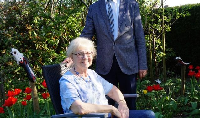 Wim en Reina de Koeijer. Tekst en foto: Els van den Bogert
