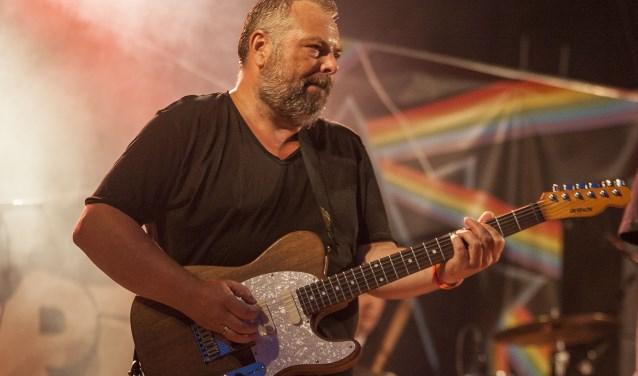 Woetstok 2017: Pink Floyd door Crazy Diamond. (foto: Johan Mulder)