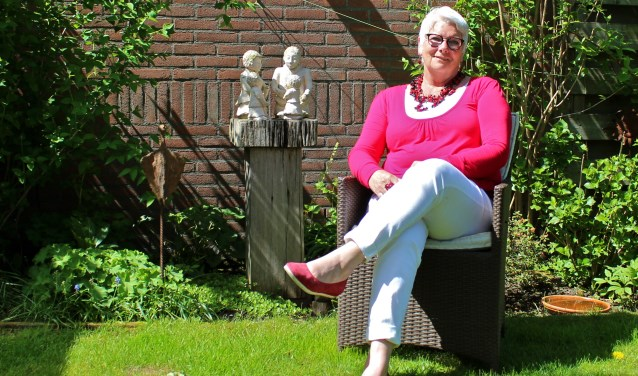 Joke van der Molen is de nieuwe voorzitter van BeeKk. FOTO: Els van Stratum