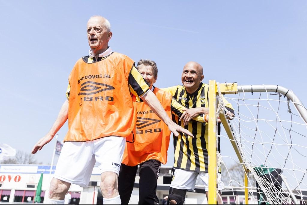 RKSV Mierlo-Hout start in september met walking football en houdt hierover een informatieochtend.