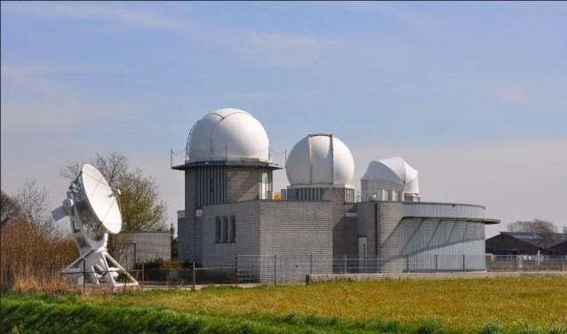 Sterrenwacht Halley in Vinkel/Heesch.
