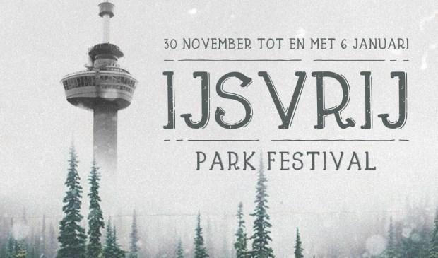 Schaatsnieuws Ijsvrij Park Festival Keert Terug Met Kerstmarkt
