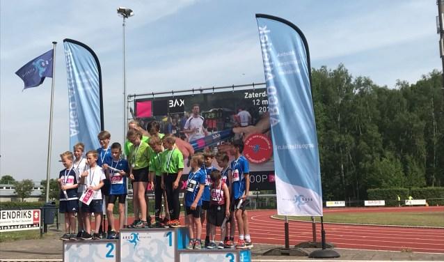 Jeugdteam Ropes & Running wint BAX Estafetteloop