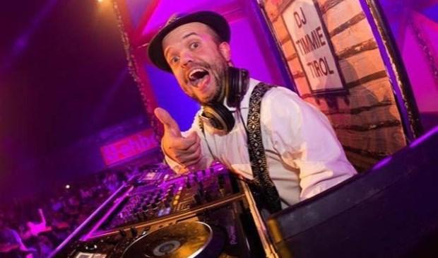 DJ Timmie Tirol.