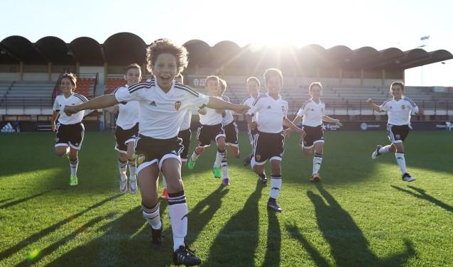 Voetbalvereniging CVV Achilles houdt komende zomer het Valencia Voetbalkamp.