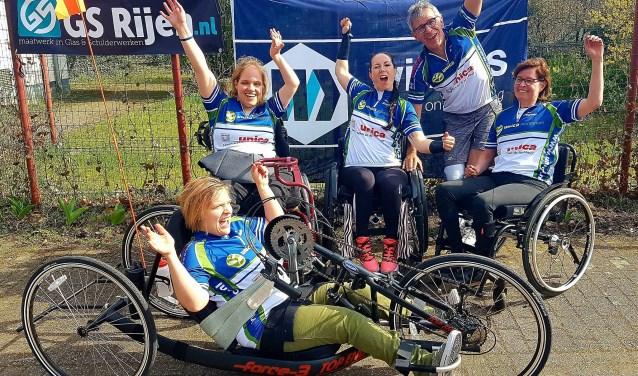 Het handbiketeam ZeeBra van Revant doet op 14 juni voor de tweede keer mee met de HandbikeBattle in Oostenrijk, waarbij ze de klim richting de Kaunertaler gletscher in Tirol moeten afleggen. Meer over dit team vind je op https://revant.nl/handbikebattle, of hun eigen Facebookpagina.