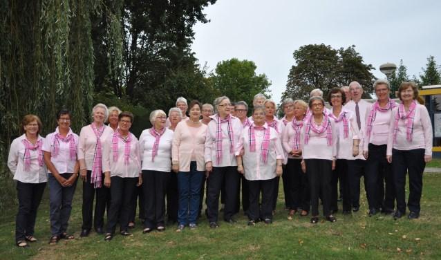 Ter ere van het jubileum treedt Swin Voices op zaterdag 12 mei op in Brasserie De IJsvogel.