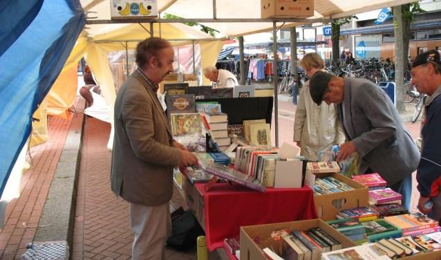 Kom lekker snuffelen op de boekenmarkt