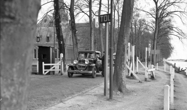 En heel lang geleden was er in Jutphaas zelfs een tolweg.....Foto: Gemeente Nieuwegein