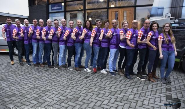 Roparunteam 4Them staat op zaterdag 19 mei in Parijs voor de zevende keer aan de start van werelds langste non-stop estafetteloop: de Roparun. Het team roept iedereen op het komende Pinksterweekend ook in actie te komen voor dit goede doel!