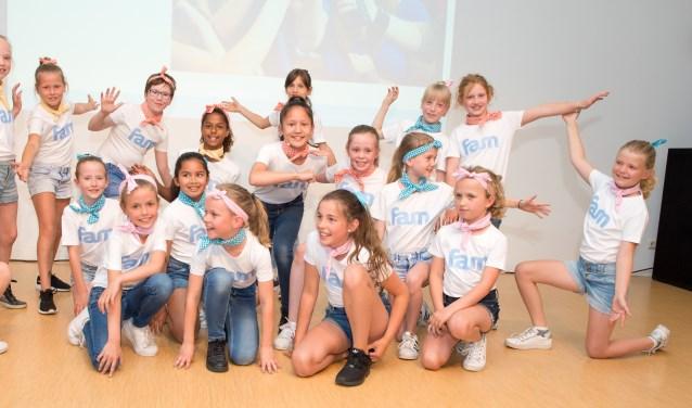 Het koor van Kinderen voor Kinderen sloot het openingssymposium af met het nummer 'Klaar voor de Start'. foto: Elisabeth-Tweesteden Ziekenhuis / Ellen den Ouden