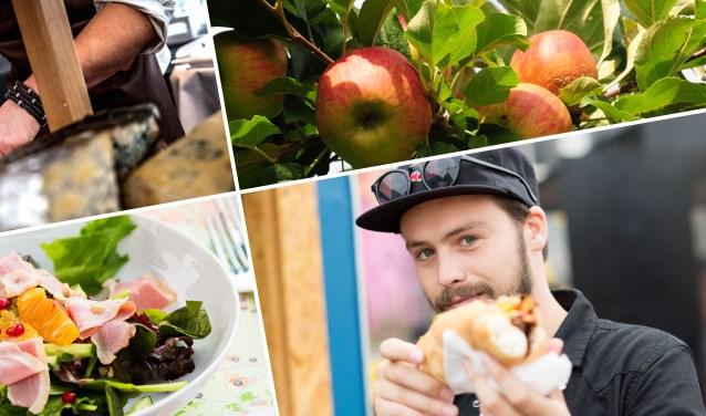 Brabant is dit jaar de Europese Regio van de Gastronomie. Meer reden dan ooit om lekker op te scheppen. Neem daarom maar eens een uitgebreide kijk op de website www.brabantcelebratesfood.com. traditie en gastvrijheid. FOTO: VisitBrabant.