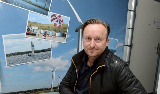 Wim van Beuzekom ontvangt u graag in het Centrum voor Duurzaamheid De Knop, Rijksstraatweg 19 in Geldermalsen.                 (Foto: Cees Hoogteyling)