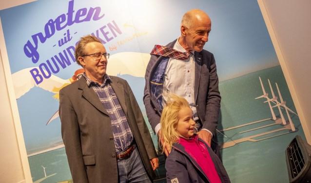 Tijdens de tentoonstelling 'Laat maar waaien' kan de bezoeker op een andere manier kennis maken met de Zeeuwse wind. FOTO: Terra Maris/Bouwdokken