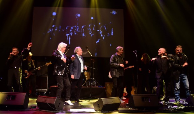 Sterke line up tijdens het Universal Golden Years of Dutch Popmusicconcert