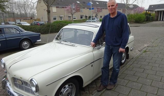 In 1981 raakte Marcel al verknocht aan dit type auto. (Foto: Eline Lohman)