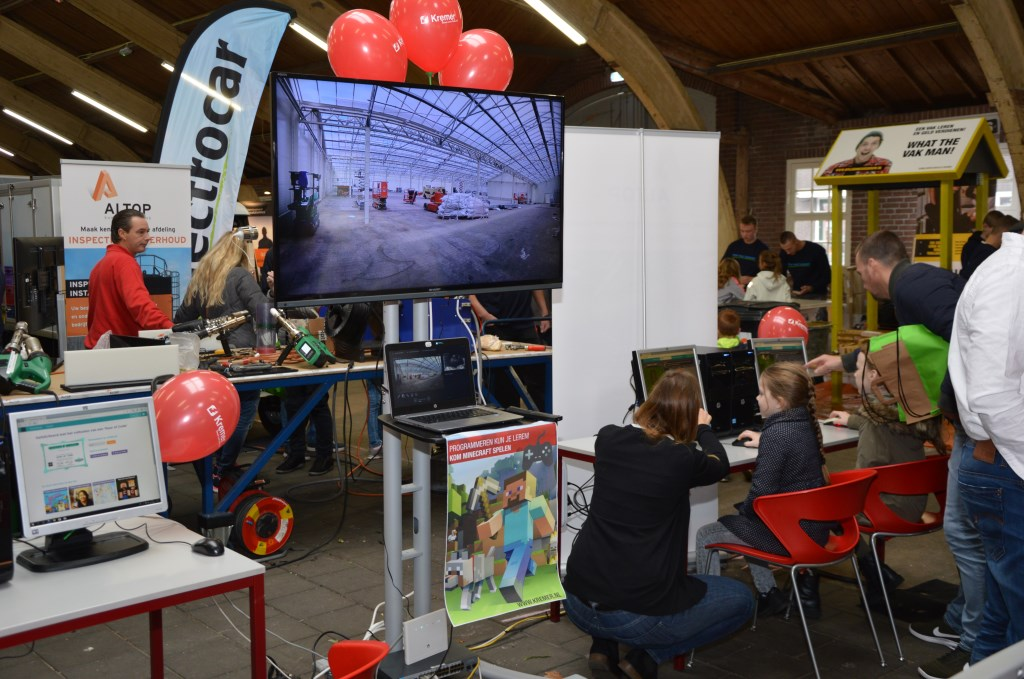 Techniekdag de Liemers is dit jaar op zaterdag 26 mei van 10.00 tot 16.00 uur in de Markthal in Didam.