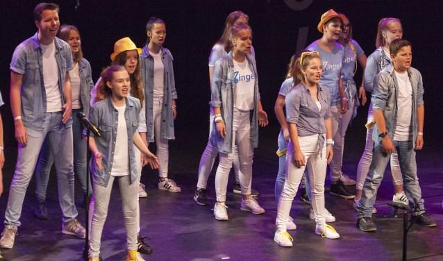 De Zinge!-Youngsters. (FOTO: Cees van Meerten-FotoExpressie)
