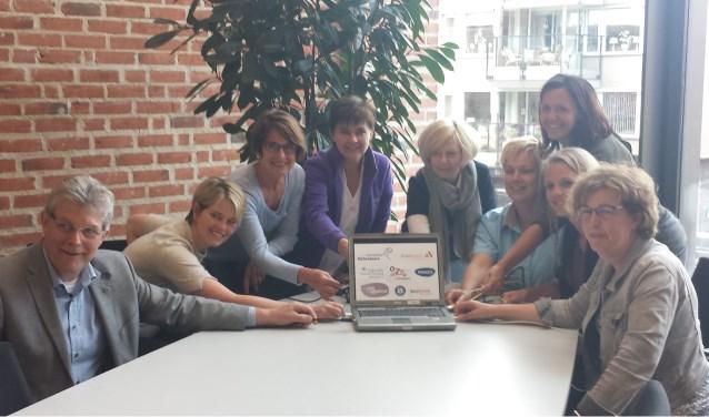 Startbijeenkomst van OZOverbindzorg. Foto: gemeente Hellendoorn.