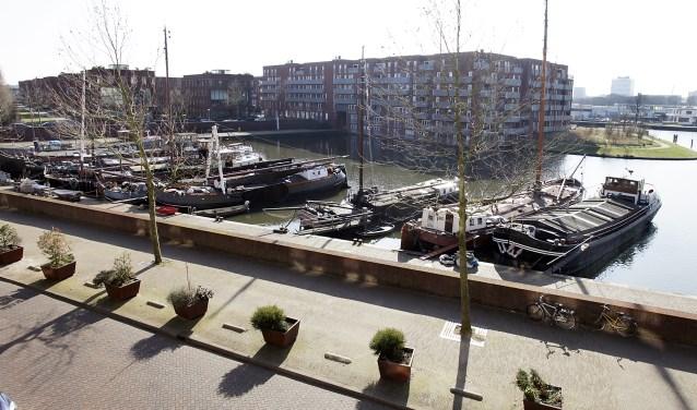 Het festival Dichterbij vindt plaats rondom de Veilinghaven waar een speciaal festivalterrein ingericht wordt rondom de haven met diverse podia, horecapunten en veel verrassende plekken.