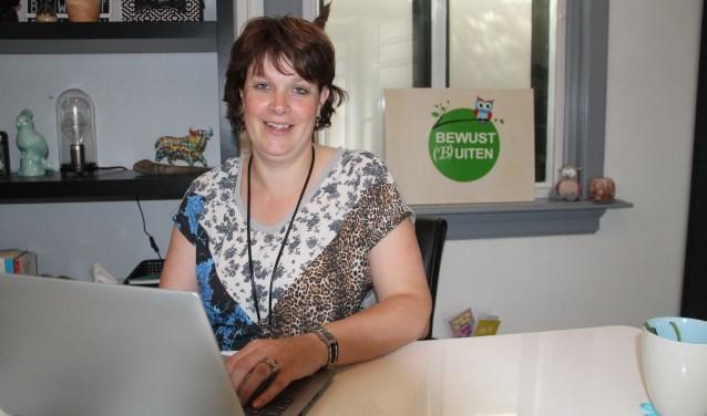 Karin Berenschot: ''Als ervaringsdeskundige kan ik invoelen wat iemand nodig heeft.''