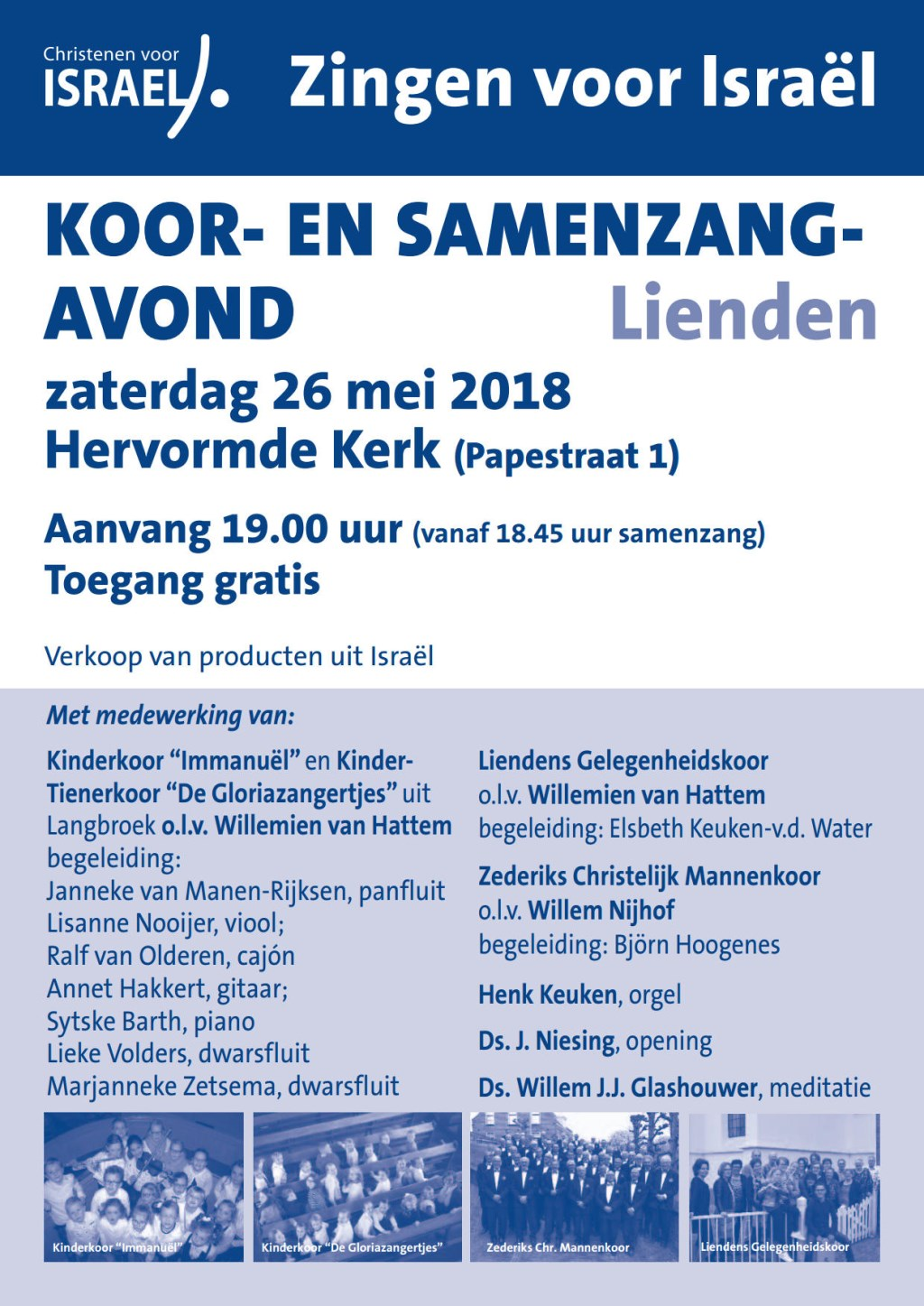 Poster van het evenement Foto: Brenkman © Persgroep